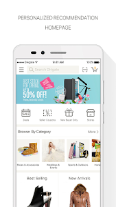 Download DHgate-Popular Fashion Shopping with Coupon Codes 4.6.0 APK
