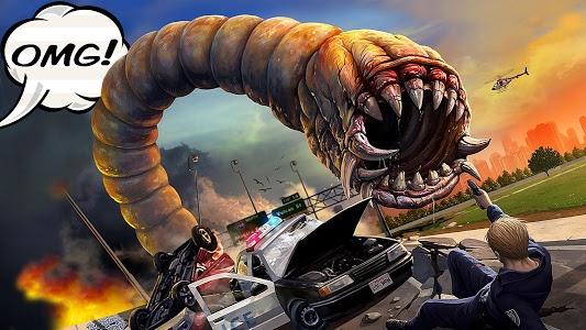 screenshot of Death Worm™ Free version 1.67