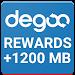 Download Degoo Lockscreen Cloud Storage Rewards 1.1.7 APK