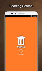 screenshot of DigDeep Image Recovery version 1.9