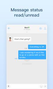 screenshot of DingTalk(钉钉) version 3.1.0