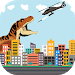 Download Dinosaur vs Helicopter Battle 2.0.3 APK