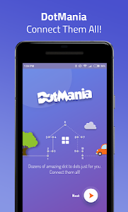 screenshot of DotMania - Dot to Dot Puzzles for Everyone version 1.4.7