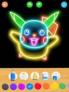 Download Draw Glow Cartoon - How to draw 1.0.9 APK