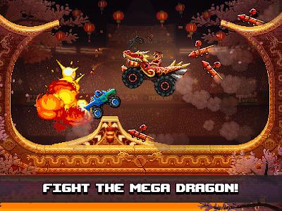 screenshot of Drive Ahead! version 1.70.0