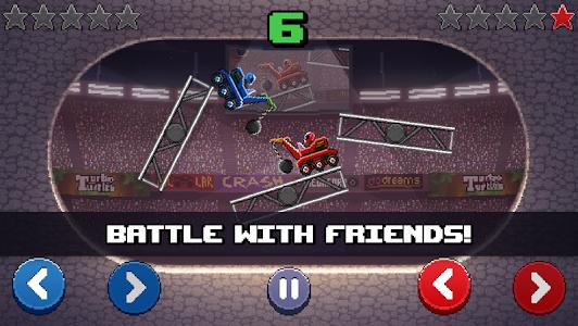 screenshot of Drive Ahead! version 1.16.1