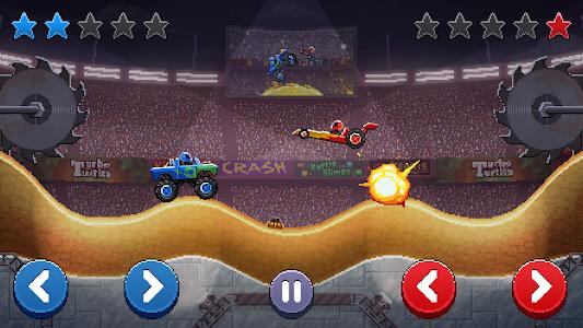 screenshot of Drive Ahead! version 1.72.1