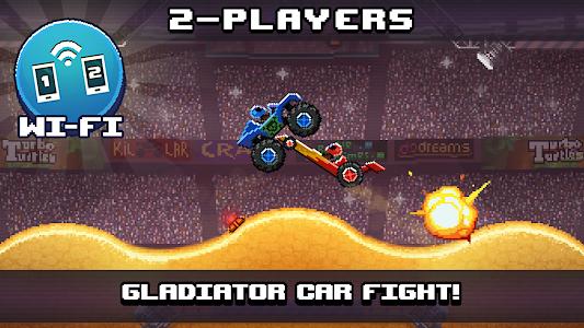 screenshot of Drive Ahead! version 1.71.2