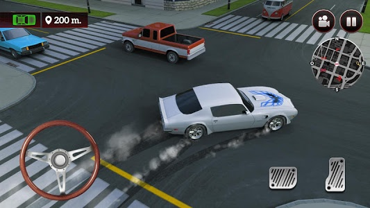 screenshot of Drive for Speed: Simulator version 1.10.7