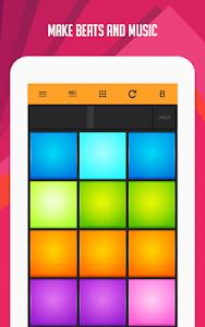 screenshot of Drum Pads 24 - Beats and Music version 2.1.1