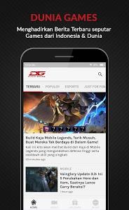 Download DuniaGames Dunia Games Mobile App v1.4.1 APK