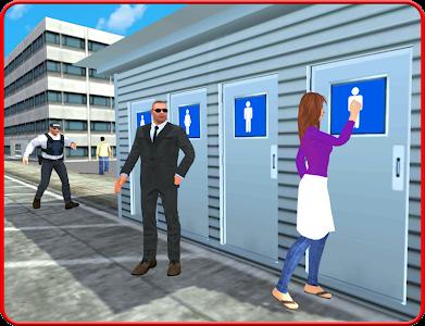screenshot of Emergency Toilet Simulator Pro version 1.2