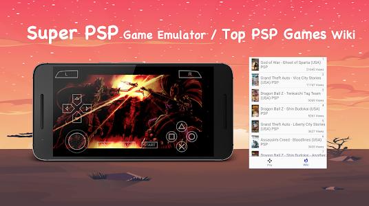Download Emulator for Super PSP 1.6.0 APK