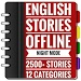 Download English Stories - 5000 + Stories & StoryTeller 8.91 APK
