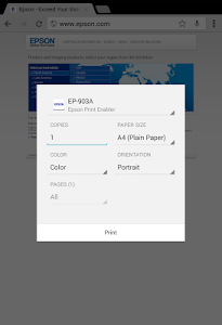 Download Epson Print Enabler 1.0.9 APK
