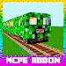 Download Fantastic Train addon for MCPE 1.0 APK