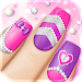 Download Fashion Nail Art Designs Game 8.0.1 APK