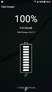 screenshot of Fast Charging(Speed up) version 4.0.7