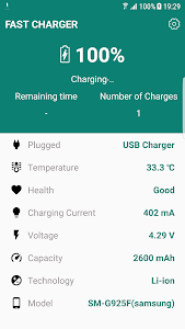 Download Fast Charging(Speed up) 4.0.7 APK
