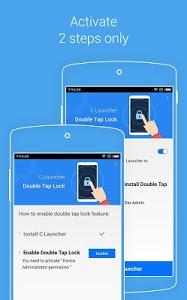 Download Fast Locker: Double Tap Lock Screen for U Launcher 1.0.2 APK
