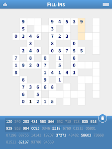 Download Fill-Ins · Word Fit Puzzles 1.18 APK