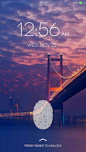 Download Fingerprint LockScreen Simulated Prank 5.0 APK