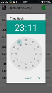 Download Flash Alert OS10 UI 2.7 APK