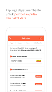 Download Flip: Transfer Antarbank Gratis, Isi Pulsa & PPOB 1.0.0 APK