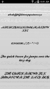 Download Fonts - Sexy for FlipFont Free 9.09.0 APK