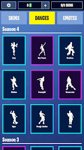 Download Fortnite Dances & Emotes & Skins 7.1 APK