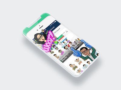 Download Free Bitmoji Avatar-Emoji ! 3 APK
