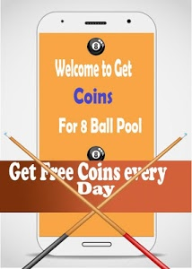Download Free Coin - 8 ball instant Rewards 2.1.1 APK