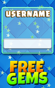 screenshot of Free Gems Clash Royale - PRANK version 0.1