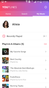 Download Free Music-YouTunes 1.0.4719 APK