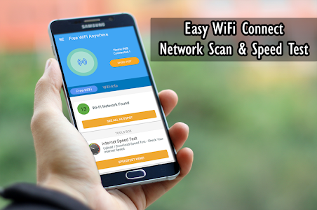 Download Free Wifi Connection Anywhere & Mobile Hotspot 1.0.13 APK