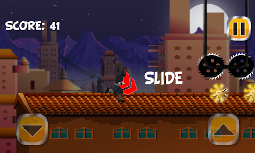 screenshot of Temple Castle Run Ninja 2016 version 2.0