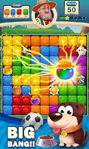 Download Fruit Cubes Blast - Tap Puzzle Legend 1.4.2 APK