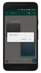 screenshot of GB Chat Offline for WhatsApp version 2.0.5