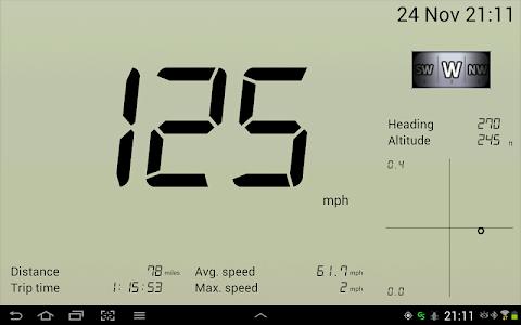 Download GPS Speedometer Free 1.15 APK