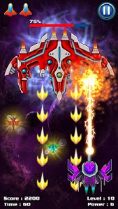 screenshot of Galaxy Attack: Alien Shooter version 1.0