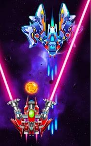 screenshot of Galaxy Attack: Alien Shooter version 5.83