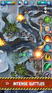 screenshot of Galaxy Defense 2 (Tower Defense Games) version 2.1.0