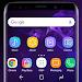 Galaxy S9 purple Theme Xperia™