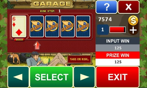 Download Garage slot machine 15 APK