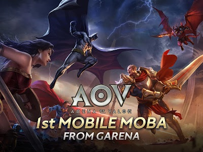 Download Garena AOV - Arena of Valor 1.25.1.2 APK