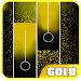 Download Gold Piano Tiles 2.0 APK
