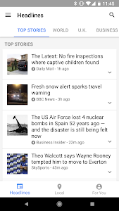 Download Google News & Weather 3.5.3 (194277188) APK