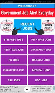 Download Government Job Alert Everyday 1.9 APK