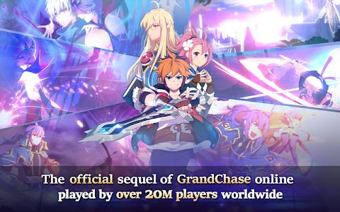screenshot of GrandChase version 1.11.8