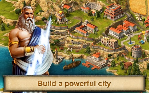 screenshot of Grepolis - Divine Strategy MMO version 2.172.0